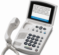Hamilton CapTel 800i Captioned Telephone