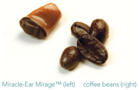 Miracle-Ear Mirage Invisible Hearing Aids