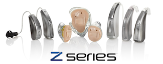 Starkey Z Series Hearing Aids