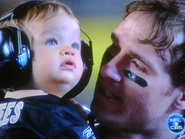 Feel Good Department Super Bowl Heroes Drew And Brittany Brees Give Big Assist To Hearing Protection Advocacy Hearing Mojo