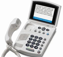 Hamilton CapTel 800i Captioned Telephone