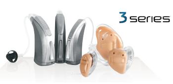 Starkey 3 Series Hearing Aids