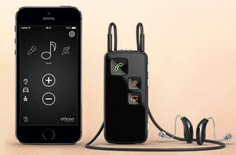 Oticon Made for iPhone Streamer